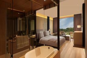 Club Room, Roseate House New Delhi