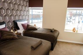 Family Room, Trivelles Hotel - Manchester - Eccles New Road