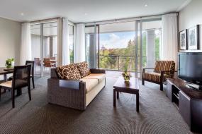 Junior Suite, Hilton Lake Taupo