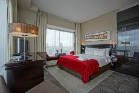 Apartament typu Junior Suite, IBB Andersia Hotel