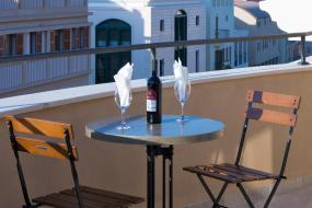 Люкс с балконом, Margosa Hotel Tel Aviv Jaffa