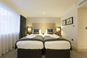 Executive Twin Room, Amba Hotel Marble Arch