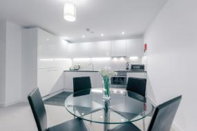 Two-Bedroom Apartment, Roomspace Serviced Apartments - Queensway