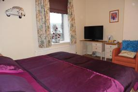 King or Twin Room, Kirk Lea Guest House