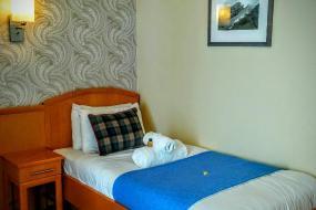 Single Room with Mountain View, Sligachan Hotel