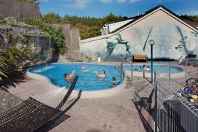Family Apartment with Private Thermal Pool, Chelmswood Motel Taupo