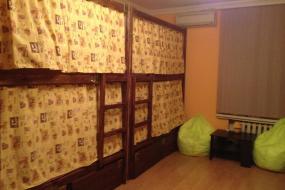 Кровать в общем номере для мужчин и женщин с 10 кроватями, Hostel Lana