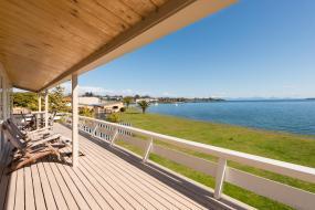 Three-Bedroom House - Lake Front, Oasis Beach Resort