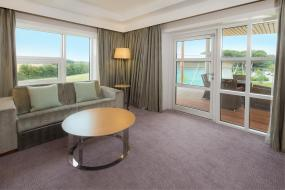 Junior King Suite with Balcony, Hilton at St George's Park