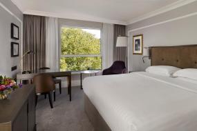 King Room with Garden View, Hyatt Regency London - The Churchill
