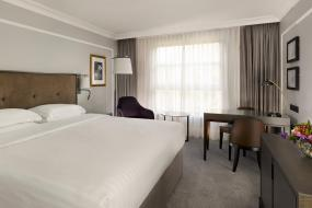 King Room with Lounge Access, Hyatt Regency London - The Churchill