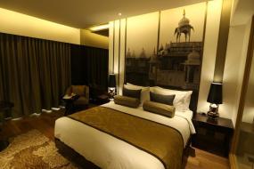 Superior King , Pride Plaza Hotel, Aerocity New Delhi