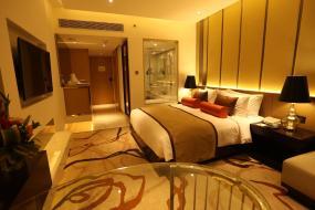 Premium King with Airport Transfers, Pride Plaza Hotel, Aerocity New Delhi