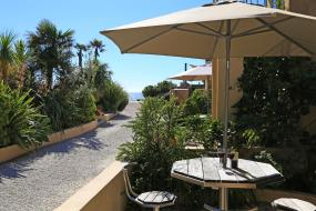 Beachfront Two-Bedroom Apartment, Onetangi Beach Apartments