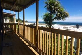 Family Studio - Units 13, 14 or 15, Oakura Beach Holiday Park