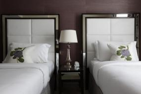 Superior Twin Room, The Mandeville Hotel