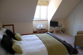 Deluxe Double Room, Cornish Valley View B&B