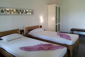 Standard Twin Bed Room, Cavala The Seaside Resort
