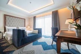 Двухместный номер «Престиж» с 1 кроватью и видом на горы, Boutique Hotel La Roche