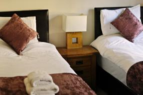 Double or Twin Suite, Stocks Hotel