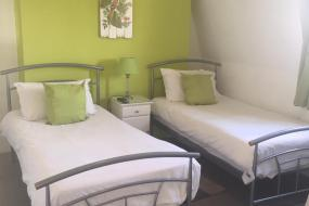 Triple Room with Shared Bathroom, The Angerstein Hotel