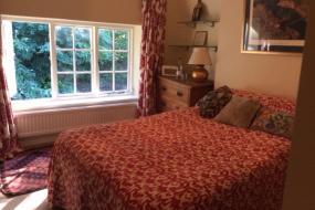 Double Room with Garden View, Bridge Cottage