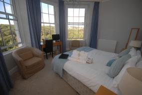 Deluxe Double or Twin Room with River View, Commonwood Manor