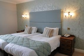 Twin Room, The Minster Hotel