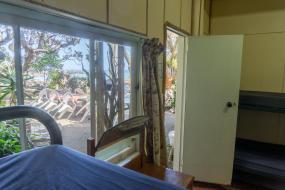 Bunk Bed in Female Dormitory Room  , Maraehako Bay Retreat