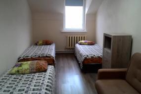 Классический четырехместный номер, Hostel Mechta