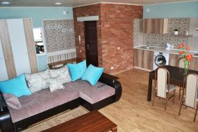 Апартаменты с 2 спальнями, Apartments on Voykova
