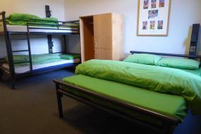 Triple Room, YHA Oxford