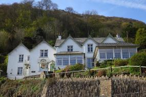 Deluxe King Suite, The Bonnicott Hotel Lynmouth