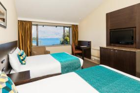 Superior 2 Doubles with Lake Views, Copthorne Hotel & Resort Lakefront Queenstown