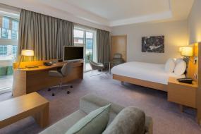 Junior King Suite, Hilton at St George's Park