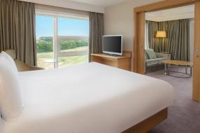 One-Bedroom King Suite, Hilton at St George's Park