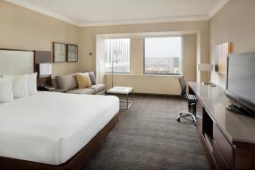 Номер Делюкс с 1 кроватью размера «king-size», Hilton San Francisco Union Square