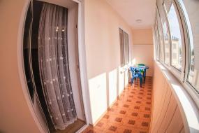 Стандартный двухместный номер с 2 отдельными кроватями, Гостевой дом Елена
