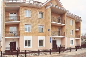 Апартаменты-студио, Apartments on Voykova