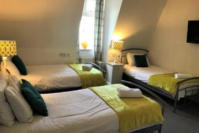 Triple Room with Private Shower, The Angerstein Hotel