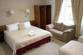 Superior Family Room, Traquair Arms Hotel