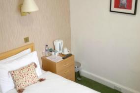 Single Room, Traquair Arms Hotel