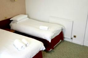 Double or Twin Room, Traquair Arms Hotel