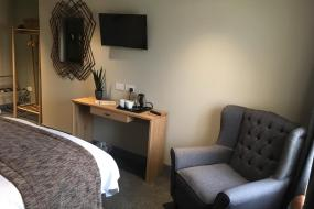 Superior Double Room with Double Bed - Non-Smoking, New Hobbit Hotel