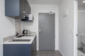 Studio Apartment, Ramada Suites by Wyndham Albany
