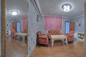 Люкс с гидромассажной ванной, Гостиница Пушкинская
