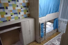 Кровать в общем номере для женщин с 4 кроватями, Hostel Eleon