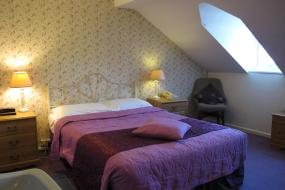 Basic Double Room with Private Bathroom, River Hotel