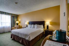 Standard King Room, Sawridge Inn and Conference Centre Edmonton South