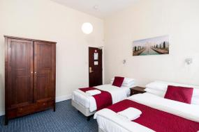 Triple Room with Private External Bathroom, St Athans Hotel